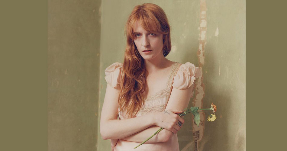 "Florence + The Machine disponibiliza novo disco ""High As Hope"""
