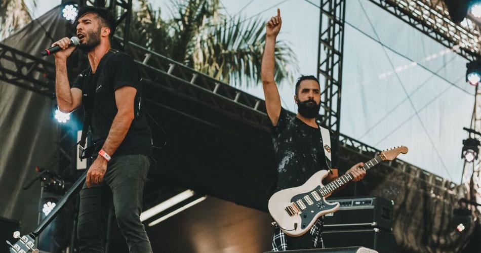 Festival João Rock 2018: Kilotones chama a galera pro palco