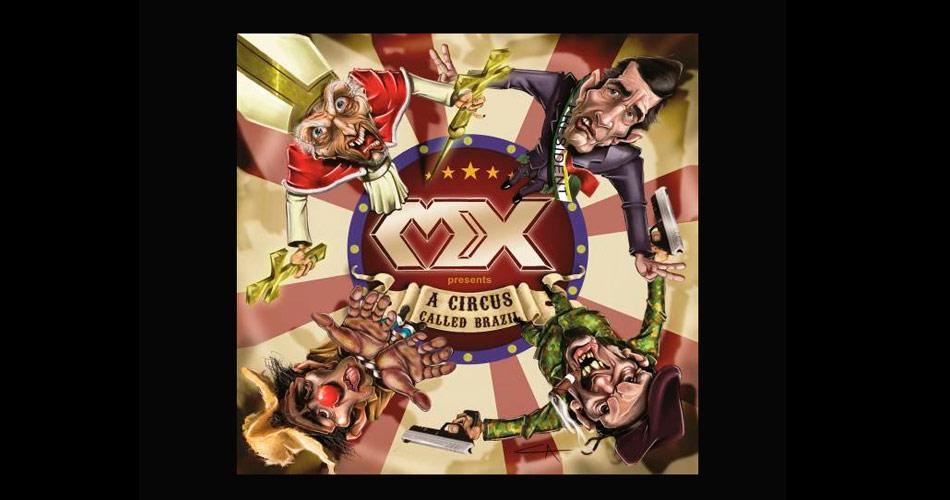 """MX lança lyric vídeo do single """"Lucky"""""""
