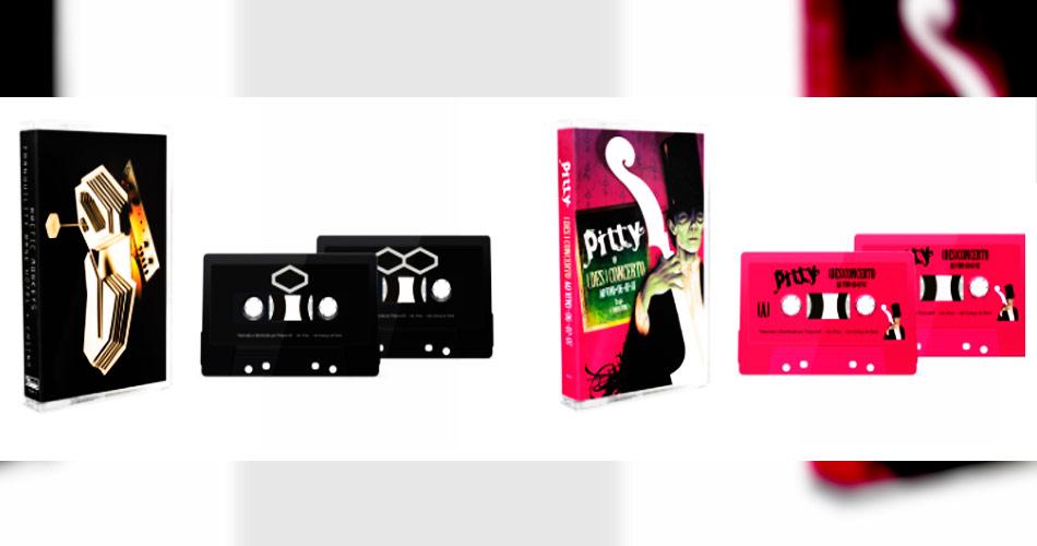 Pitty e Arctic Monkeys investem em lançamentos de fitas K7