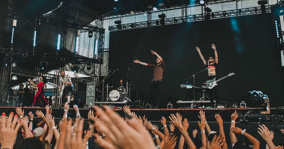 Supercombo agita a galera no Festival João Rock 2018