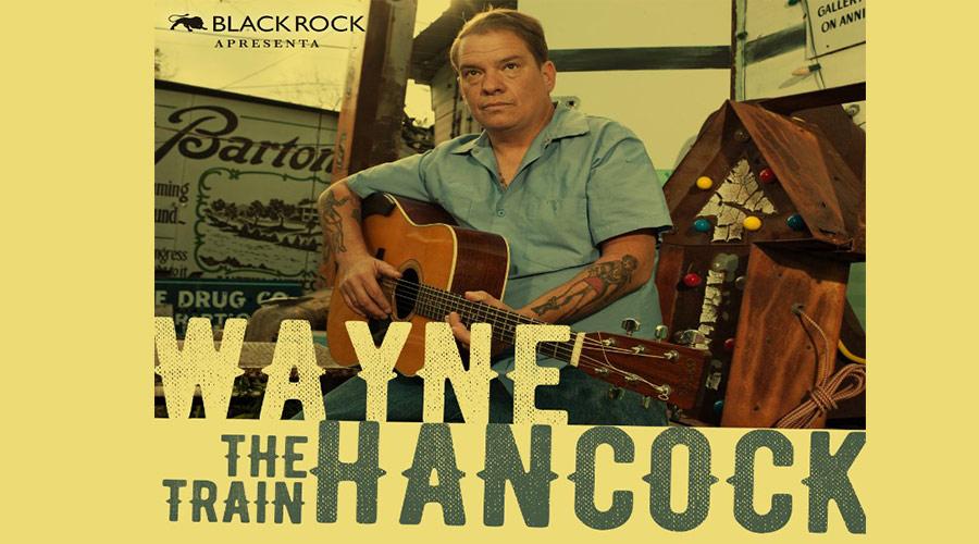 Rockabilly: depois de 23 anos, Wayne Hancock retorna ao Brasil