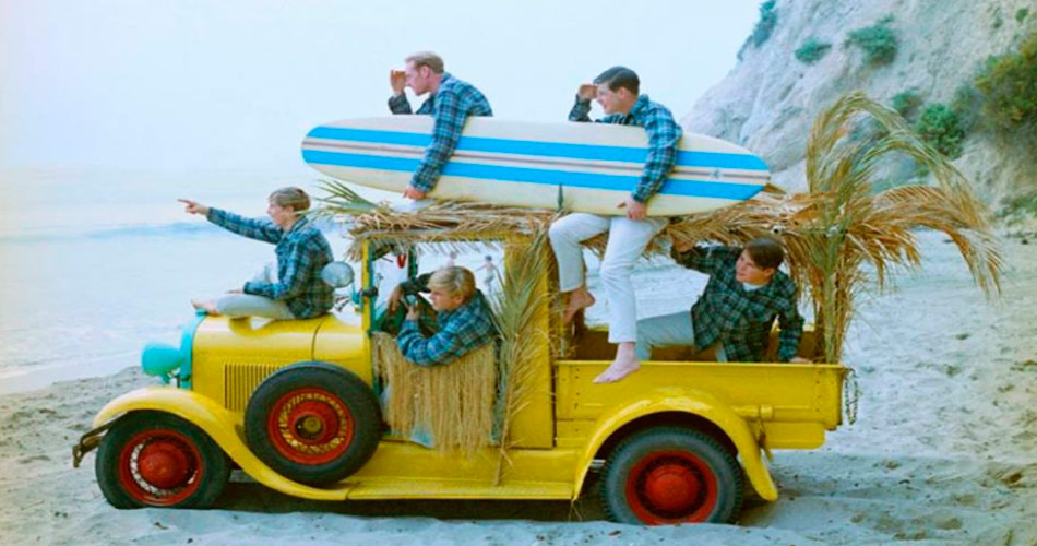 Integrantes do Beach Boys se reúnem em agosto para evento especial
