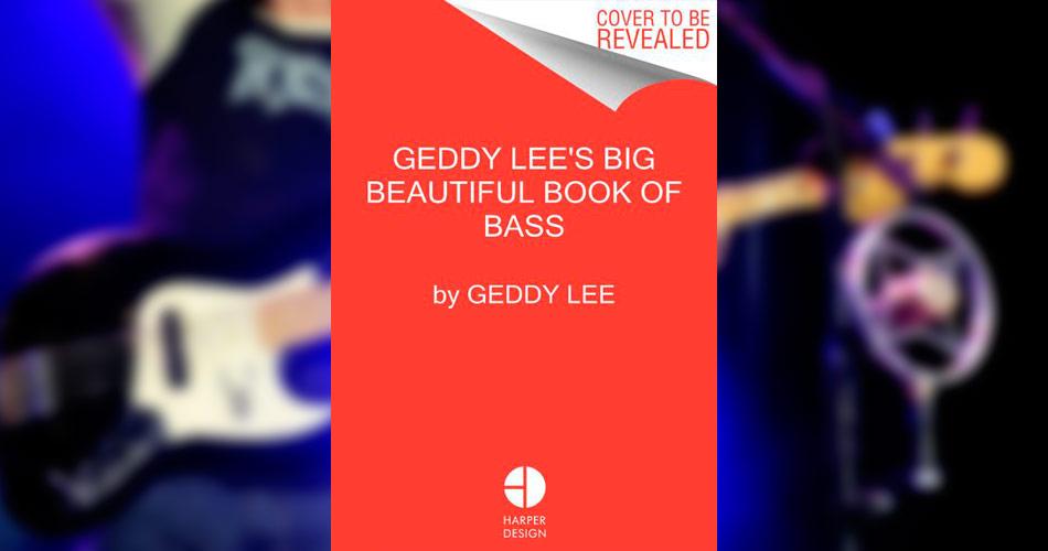 Geddy Lee, do Rush, prepara livro sobre a história do baixo