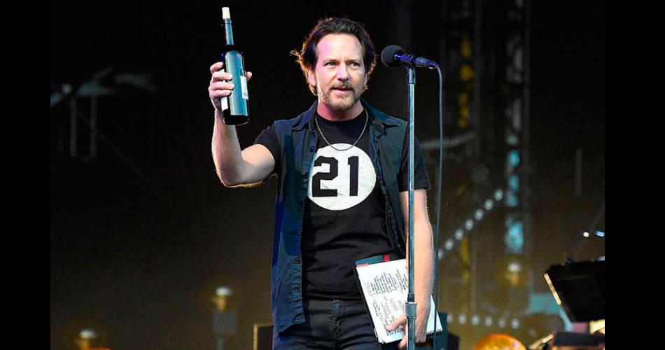 Pearl Jam lança marca de vinho, vendas esgotam em 12 minutos e lucros são doados para ONGs