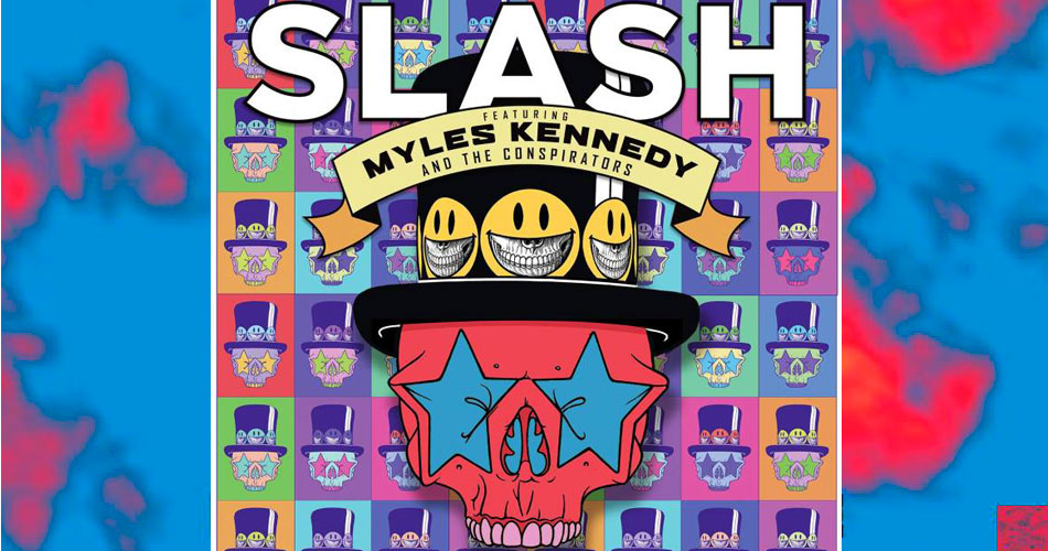 Slash libera novo álbum com Myles Kennedy & The Conspirators