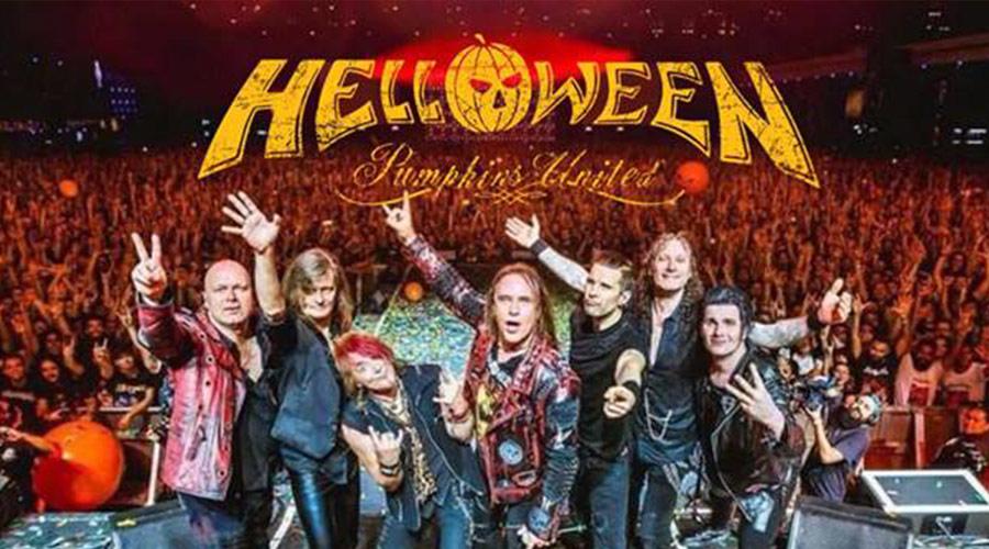 Helloween é atração do Rock in Rio 2019, diz jornal