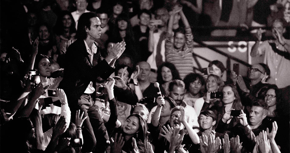 "Nick Cave & The Bad Seeds lança EP ""Distant Sky – Live In Copenhagen"""