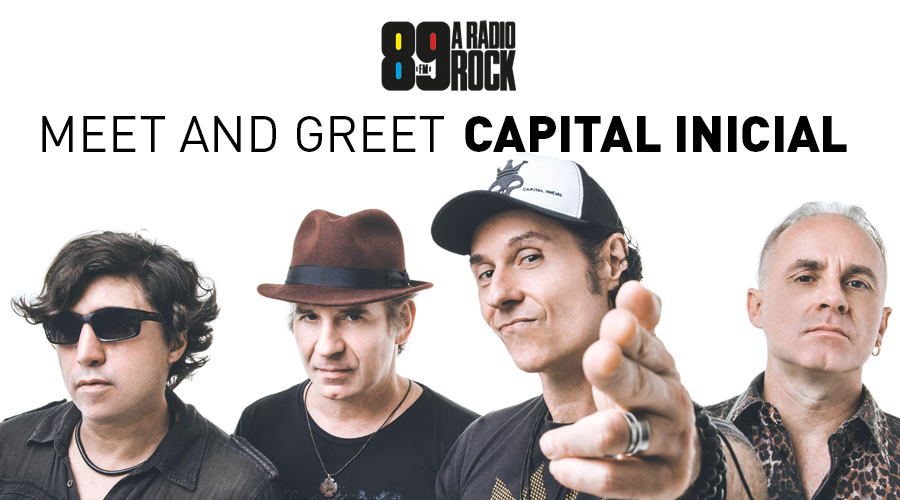 Meet & Greet Capital Inicial