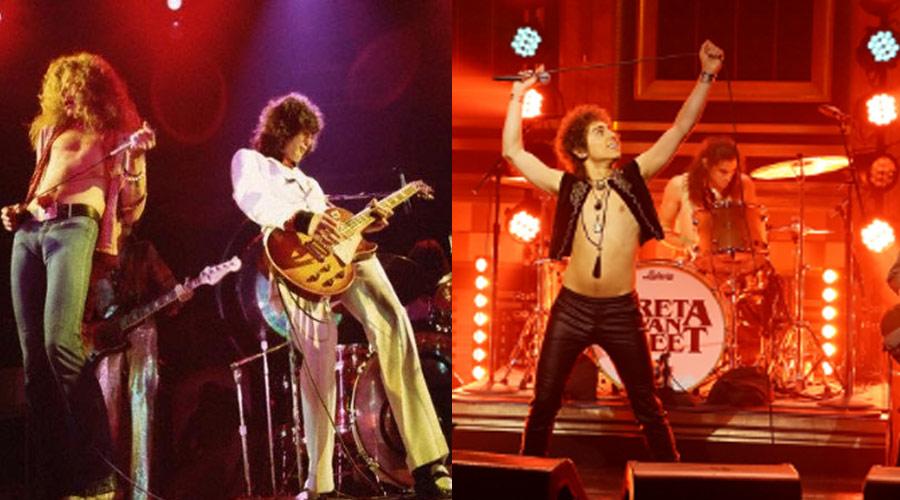 DJ combina músicas do Led Zeppelin com Greta Van Fleet. Confira o resultado!