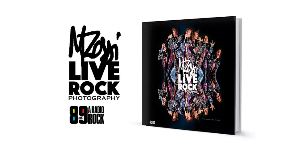 """MROSSI LIVE ROCK PHOTOGRAPHY"" – O Livro do Rock"