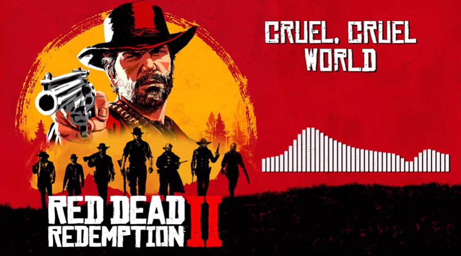 "Ouça música de Josh Homme para trilha do game ""Red Dead Redemption 2"""