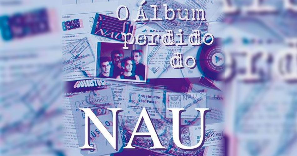"""Ouça: Deck lança """"O Álbum Perdido do NAU"""""""