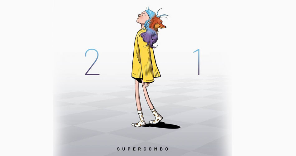 "Supercombo libera novo single ""2 e 1"""