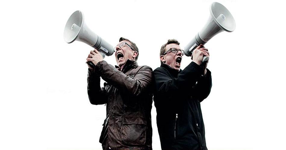 The Proclaimers estão de volta e promovem novo disco