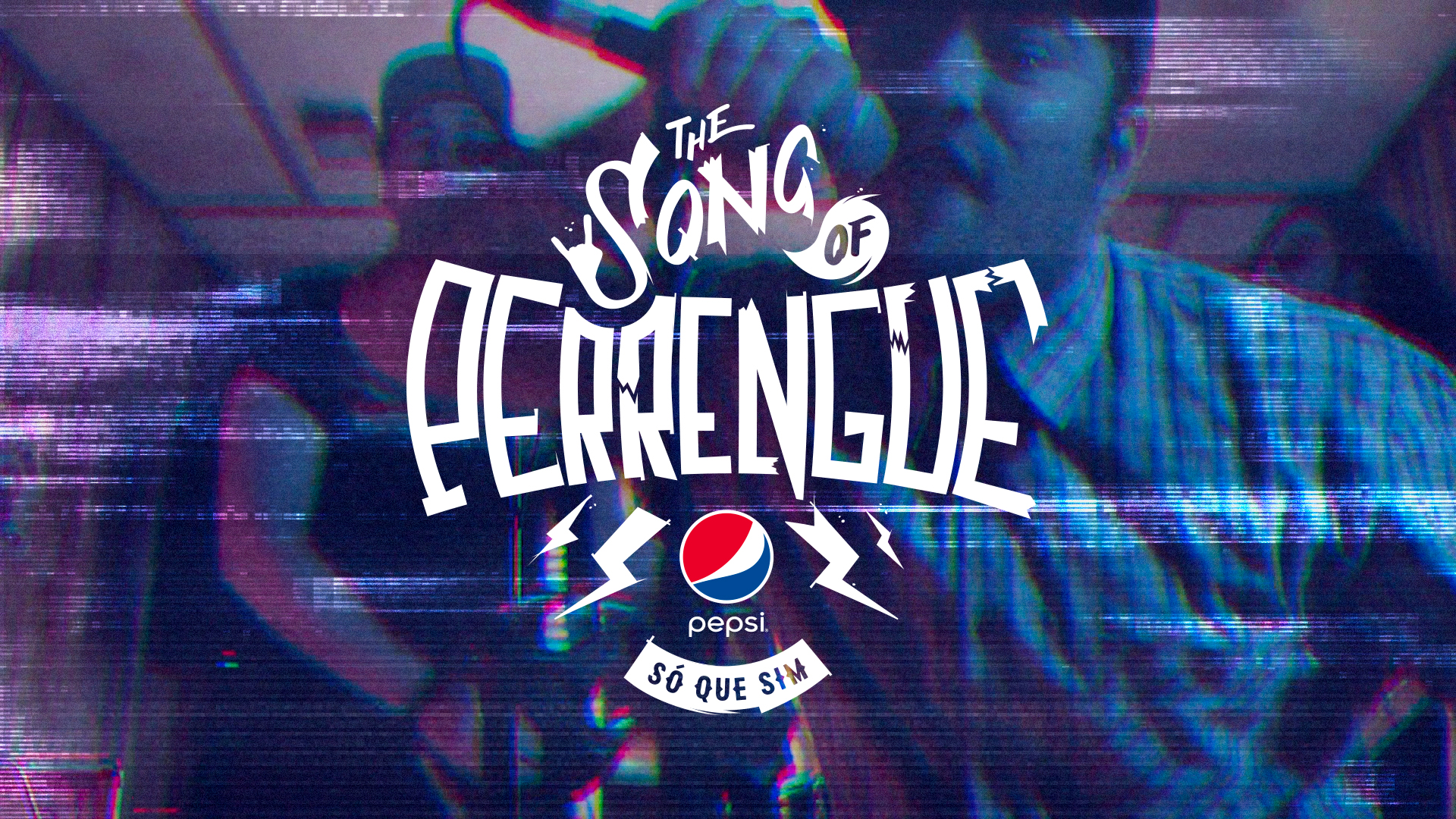 Pepsi lança música sobre as histórias de perrengues em nome do rock