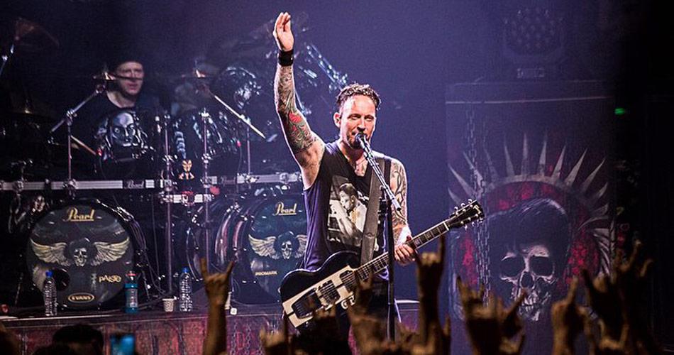 """Volbeat libera clipe ao vivo da canção """"The Everlasting"""""""