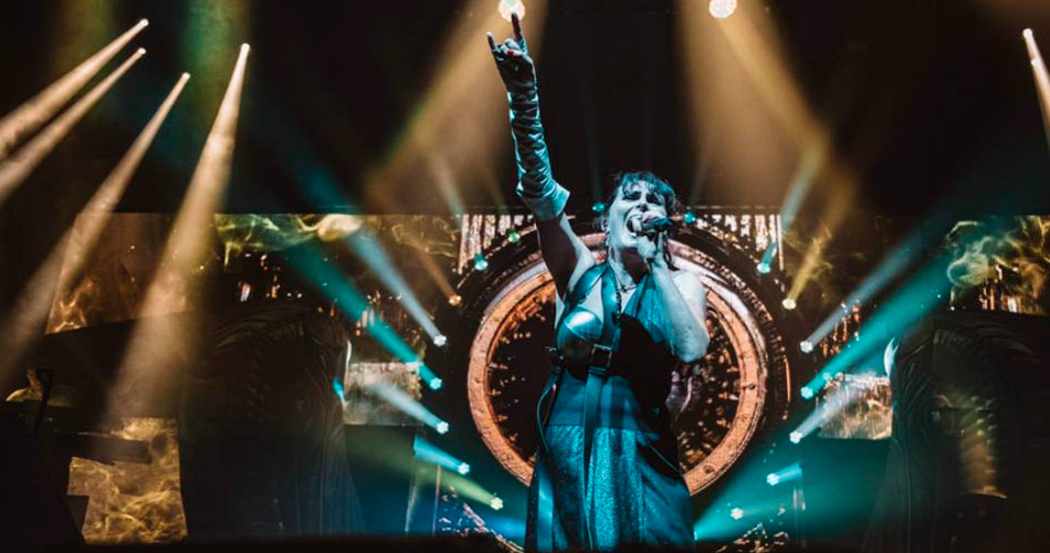 "Within Temptation lança a faixa ""Firelight"" com Jasper Steverlinck"