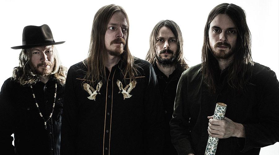 """Graveyard: suecos se apresentam no """"Hocus Pocus Festival"""" no Rio de Janeiro"""