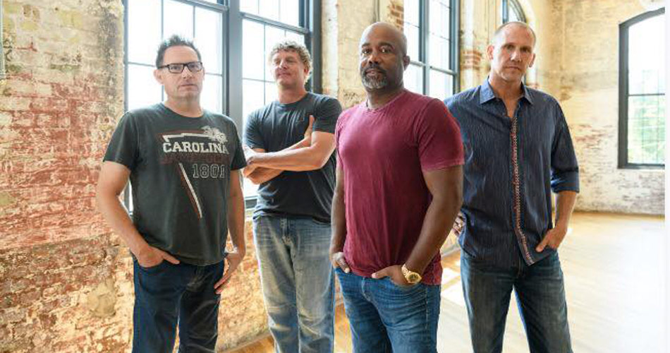 "Hootie & the Blowfish está de volta! Ouça o single ""Rollin'"""