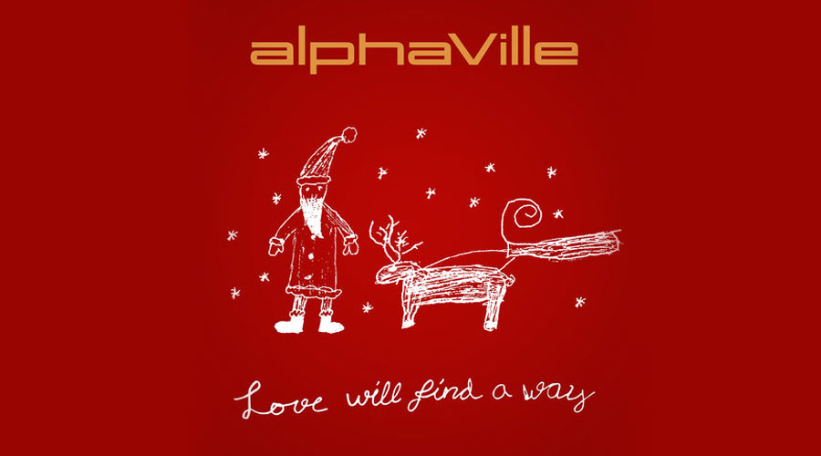 Ouça single de natal do Alphaville