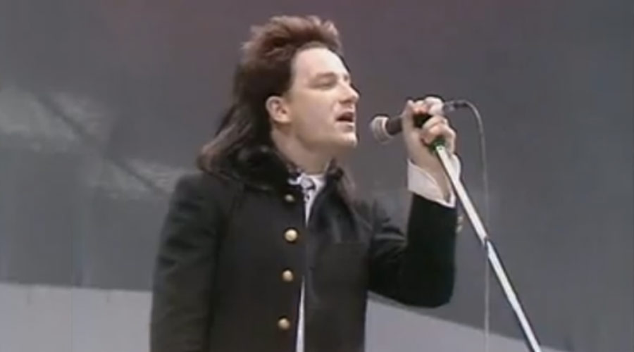 """""""Domingo Sangrento"""" que inspirou """"Sunday Blood Sunday, do U2, completa 47 anos"""