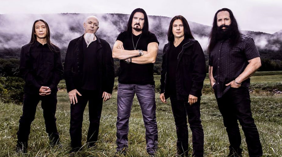 "Dream Theater libera audição de novo single: ""Fall Into The Light"""