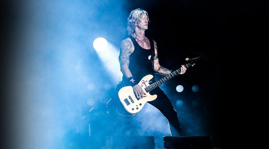 Duff McKagan, do Guns N´Roses, libera trecho de música inédita