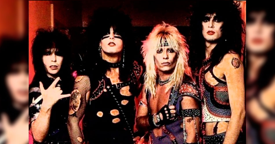 "Veja trailer de ""The Dirt"", filme baseado na história do Mötley Crüe"