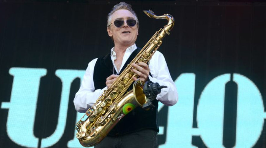 Brian Travers, saxofonista do UB40, é diagnosticado com dois tumores no cérebro