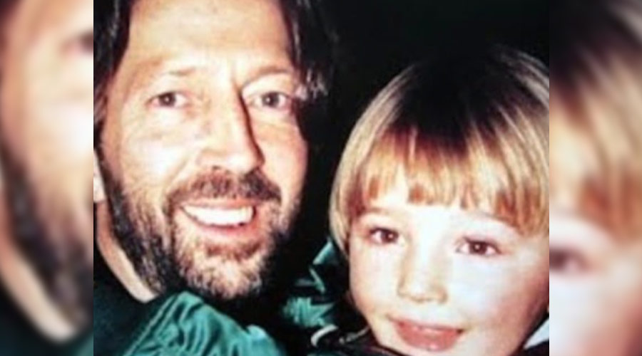 "Eric Clapton: 28 anos de ""Tears in Heaven"""