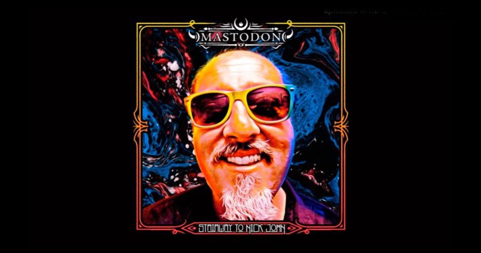 "Mastodon disponibiliza audição de sua cover de ""Stairway To Heaven"""