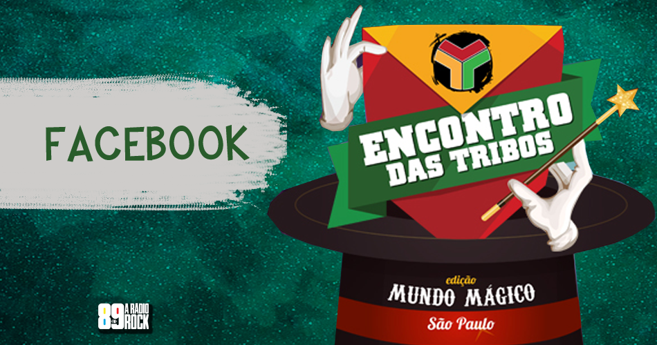 Ingressos Encontro das Tribos via Facebook