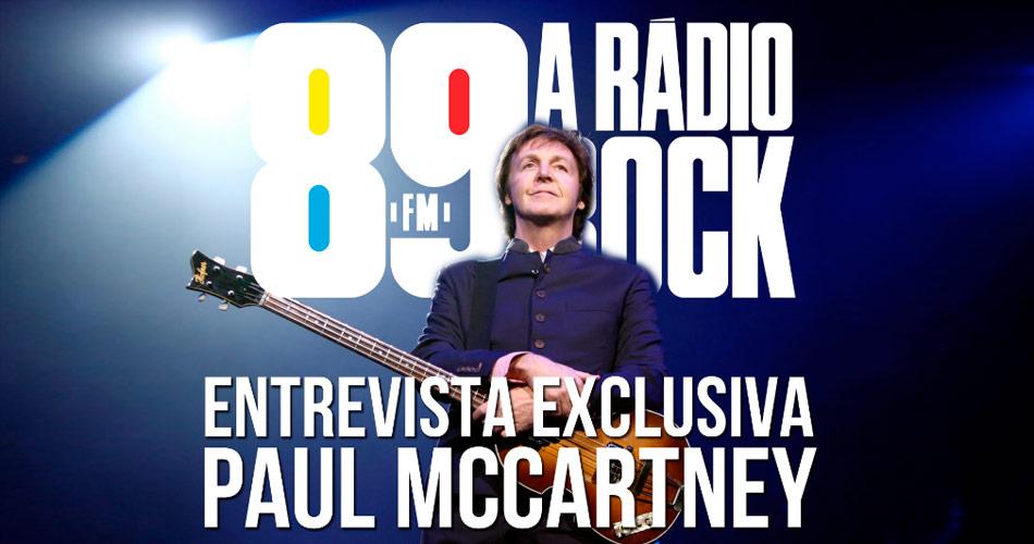 Site de Paul McCartney cita entrevista para PH Dragani da 89