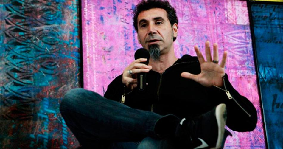 Serj Tankian aprova lançamento de álbum com sobras de estúdio do System Of A Down