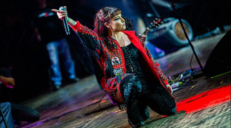 Pitty leva convidados especiais e setlist requintado ao palco do João Rock