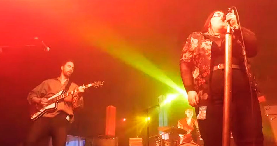 Assista: Muca conversa com Bang Bang Romeo no The Great Escape Festival