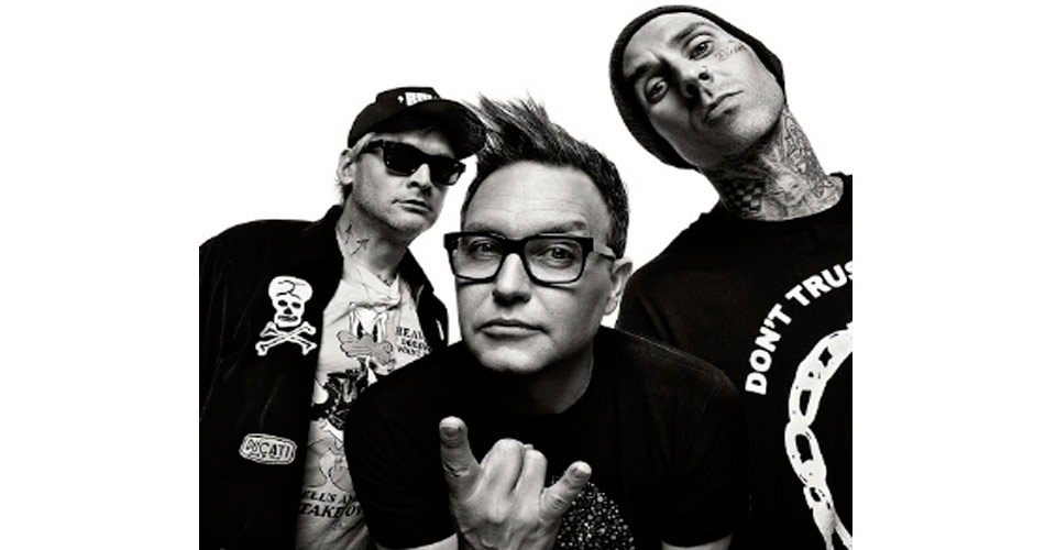 "Blink-182 disponibiliza audição de novo single; ouça ""Let Me Down"""