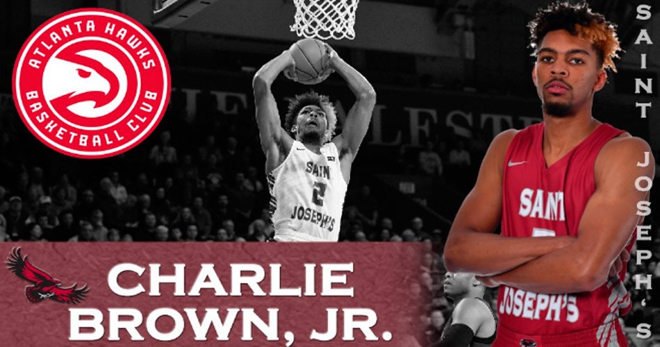 Basquete: Charlie Brown Jr. entra para a NBA
