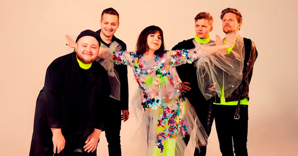 Novo álbum do Of Monsters and Men chega às plataformas digitais