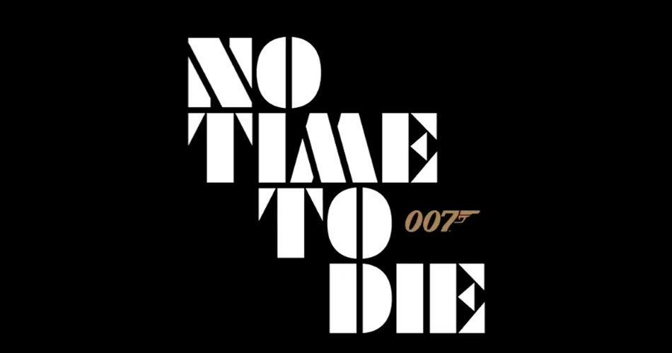 "Twitter de James Bond anuncia título de novo filme: ""No Time To Die"""
