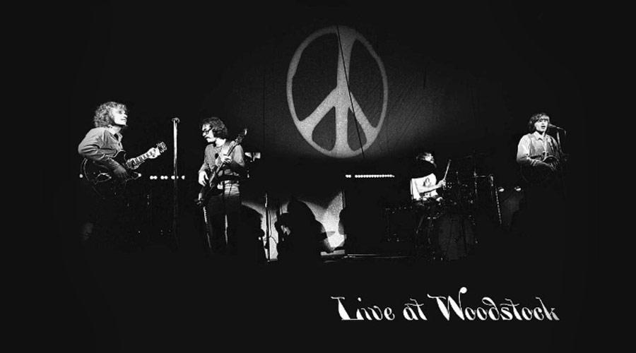 Creedence Clearwater Revival libera sua antológica apresentação em Woodstock para audição