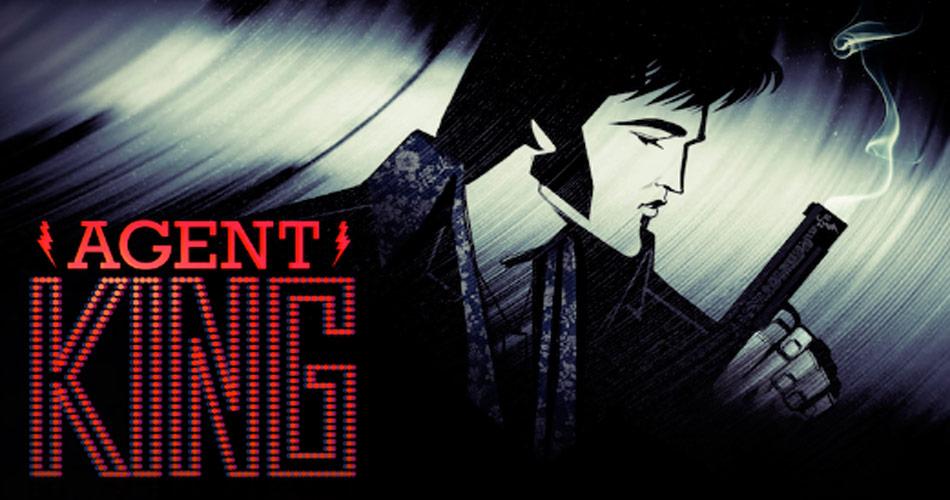 Série animada da Netflix transforma Elvis Presley em agente secreto