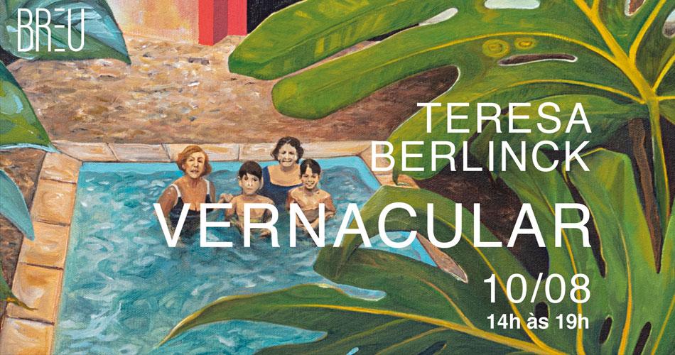 """Exposição: Teresa Berlinck reconstrói memórias compartilhadas em """"Vernacular"""""""