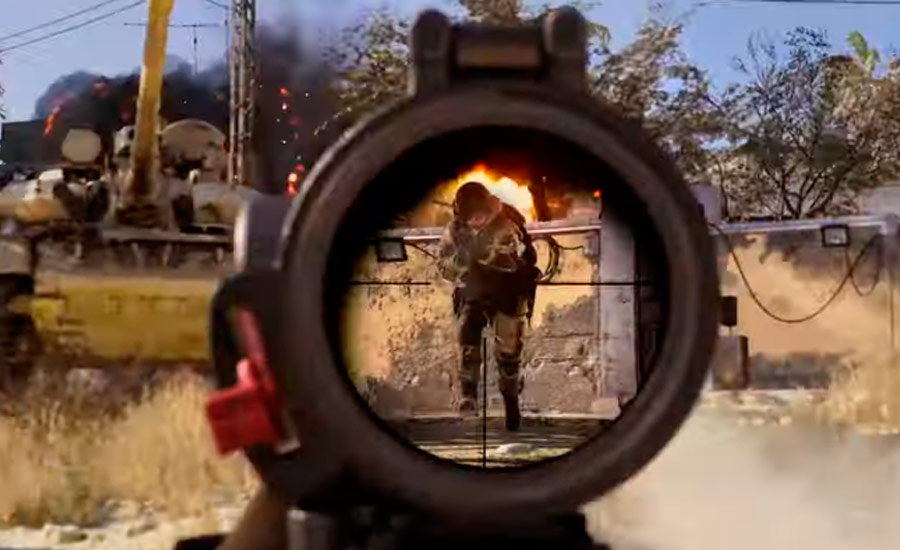 "Clássico do Metallica é destaque em novo trailer do jogo ""Call of Duty: Modern Warfare"""
