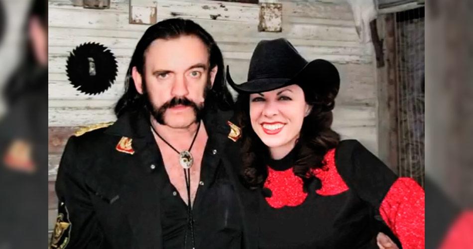 Dueto country entre Lemmy e Lynda Ray é disponibilizado para audição
