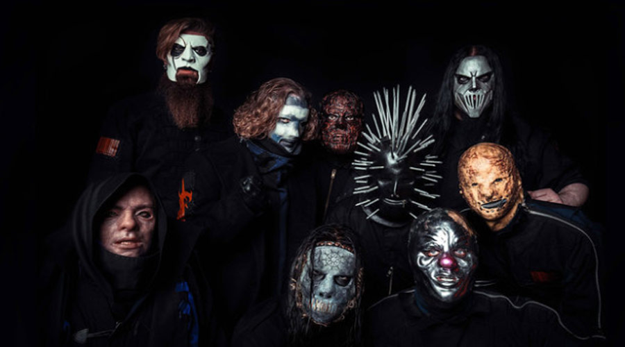 "Slipknot atinge topo da parada americana com seu novo álbum ""We Are Not Your Kind"""