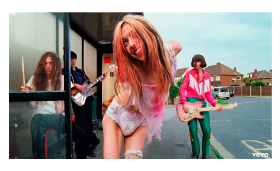 Starcrawler anuncia novo álbum e libera 1° single