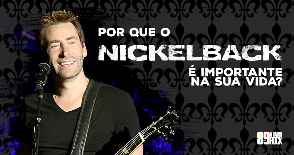 Meet & Greet com Nickelback