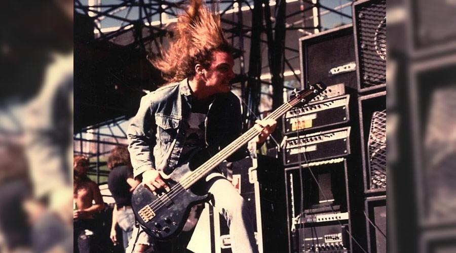 Metallica: 33 anos sem Cliff Burton